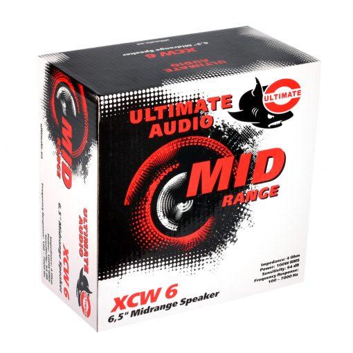 """Упаковка СЧ Динамик - XCW 6 6,5"""" PA Speaker (S)"""