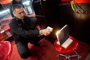 Тест теплоизоляционных материалов
