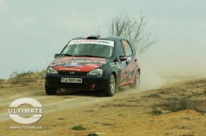 «ULTIMATE Rally Team» - экипаж № 53 -  Беликов М. и Кобзев Алексей.