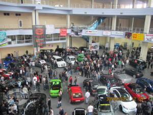 Автошоу «Tuningfest 2011»