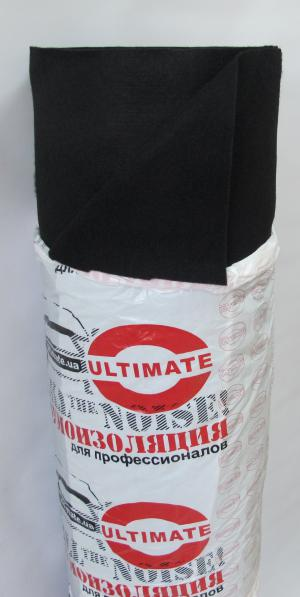 ULTIMATE CARPET BLACK декоративный материал (рулон 1,4 м х 25 м)