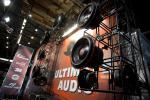 Экспозиция профессиональных систем автозвука Ultimate AUDIO