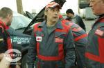 Команду «ULTIMATE Rally Team» обслуживали квалифицированные специалисты техподде