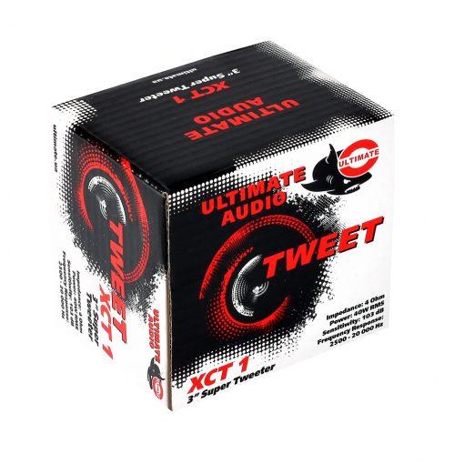 Упаковка XCT 1 SPL tweeter - высокочастотныи рупорныи динамик для SPL систем