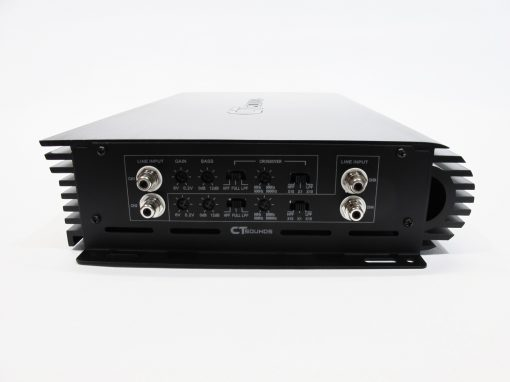 CTsounds 125.4 Amplifier