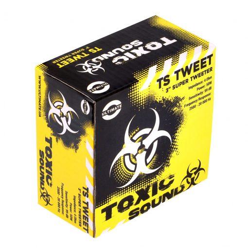 Упаковка ULTIMATE TOXIC SOUND TS TWEET PA Speaker – высокочастотный рупорный динамик